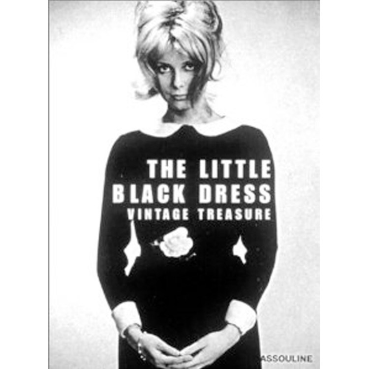 Little Black Dress History Of Fashion