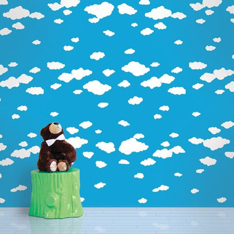 Removable Wallpaper Kids Room