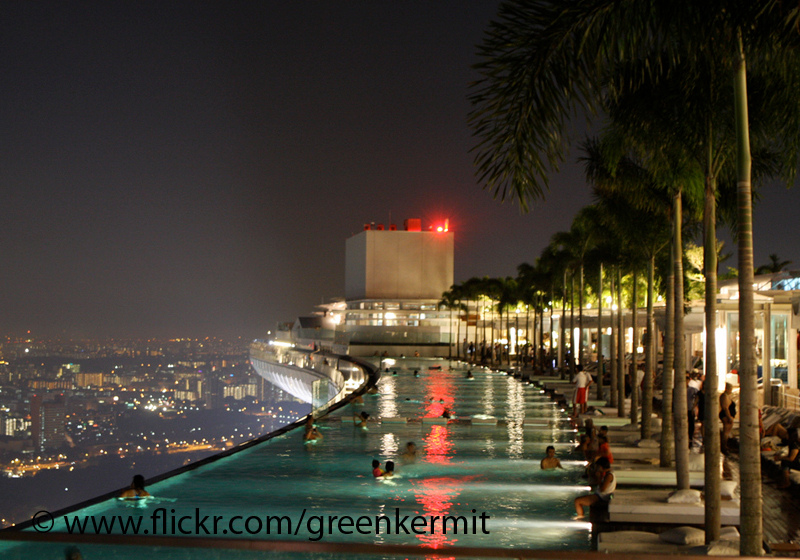 Must See Singapore Marina Bay Sands Sky Park Singapore