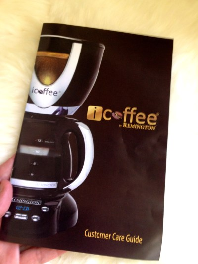 Best Coffee Maker icoffee Review