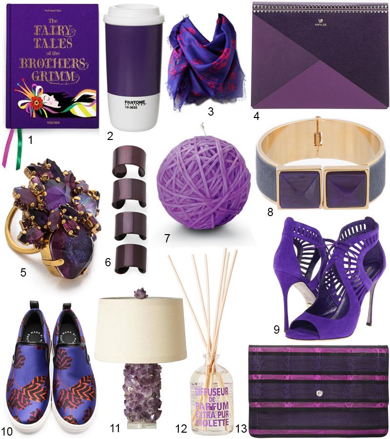 Must Have It Purple: Best Purple Color Combination Right Now