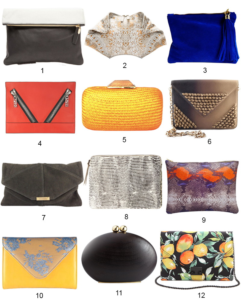 The Hit List - The Most Lustworthy Chic Clutch Bags Right Now