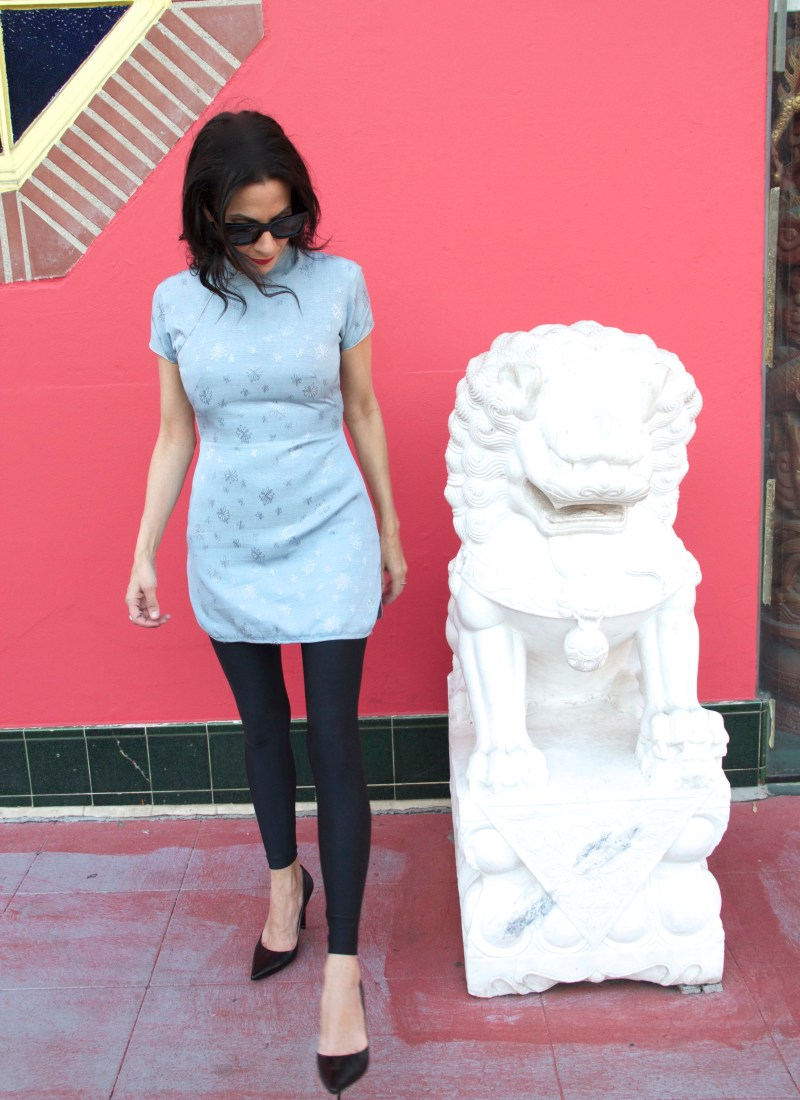 How To Wear A Cheongsam Dress - By Doing It Your Way!