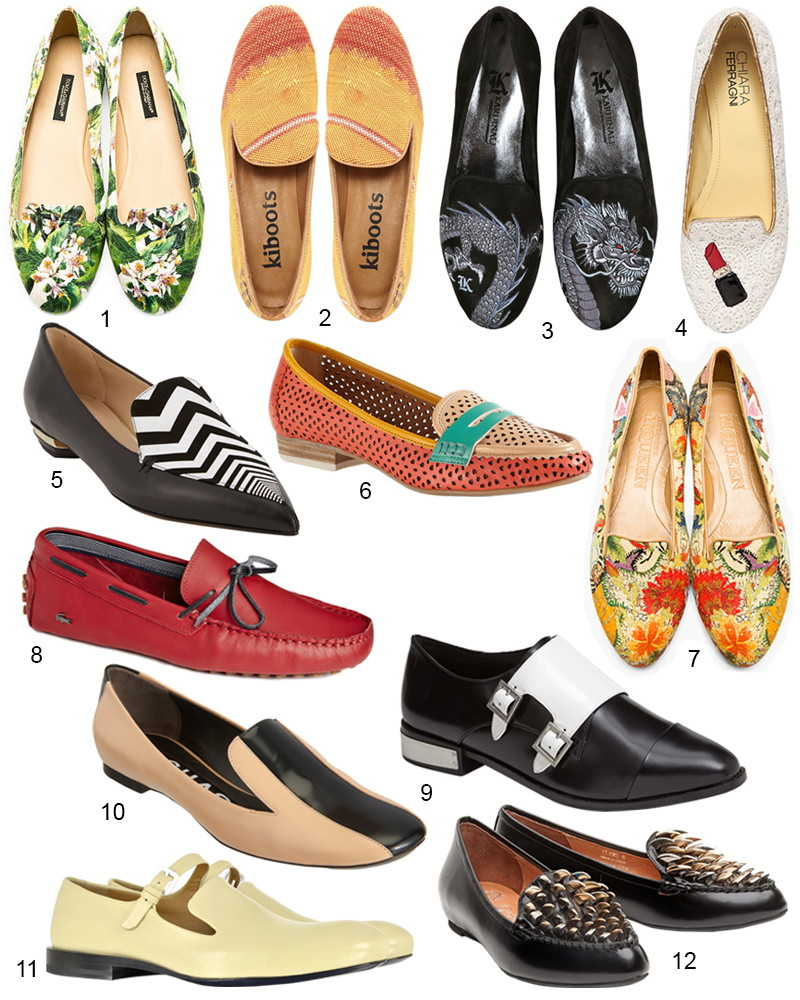 The Hit List - 12 Droolworthy Loafers For Women