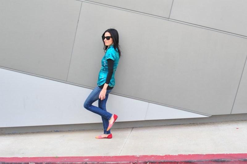 My Asian Street Style Walking In LA
