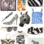 The Hit List – 12 On Trend Zebra Print Accessories Right Now