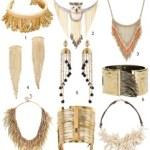 The Hit List – 9 Stunning Gold Fringe Jewelry Pieces