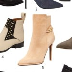 The Hit List – Step Up With These 9 Pointed Toe Ankle Booties