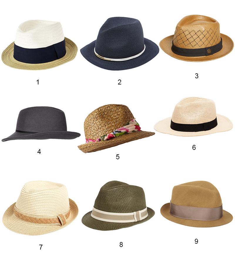 Cool Fedora Hats - www.curatedcool.com