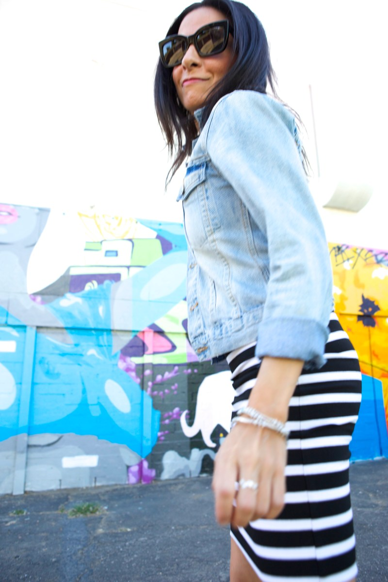 Summer Denim - www.CuratedCool.com