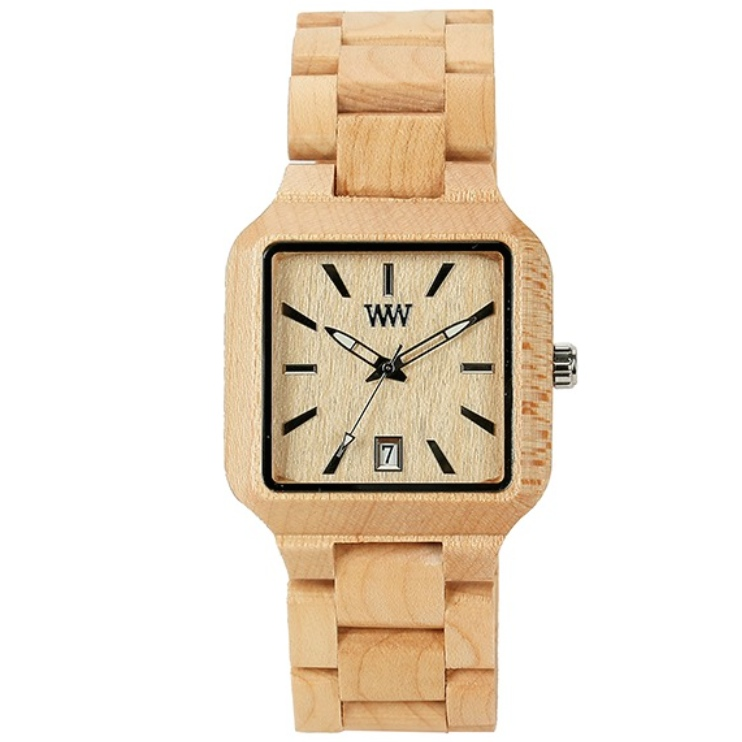 Mens Wooden Watch - WeWood