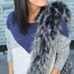 On The First Day Of Cool… Win A Faux Fur Stole!