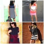 Never Buy The Same Style Of A Striped Dress – Why?