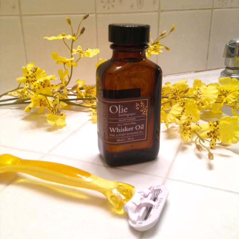 Eleventh Day Of Cool - Olie Biologique Ultimate Collection Whisker Shave oil