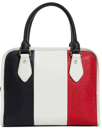 Striped Bowler Bags - Brooks Brothers