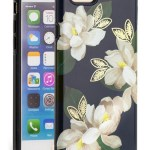 The Black Dhalia Floral iphone 6 Case