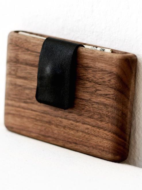 Haydanhuya Wood Wallet Review