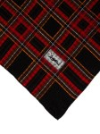 What About Yves Saint Laurent Silk Scarf