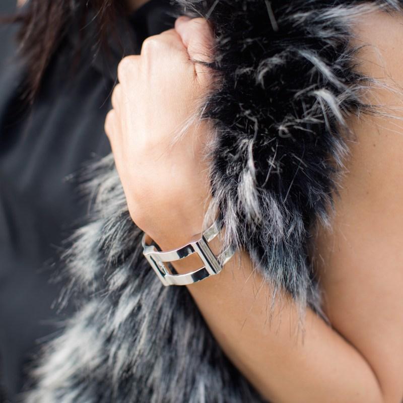 Rachel Katz Jewelry Silver Cuff