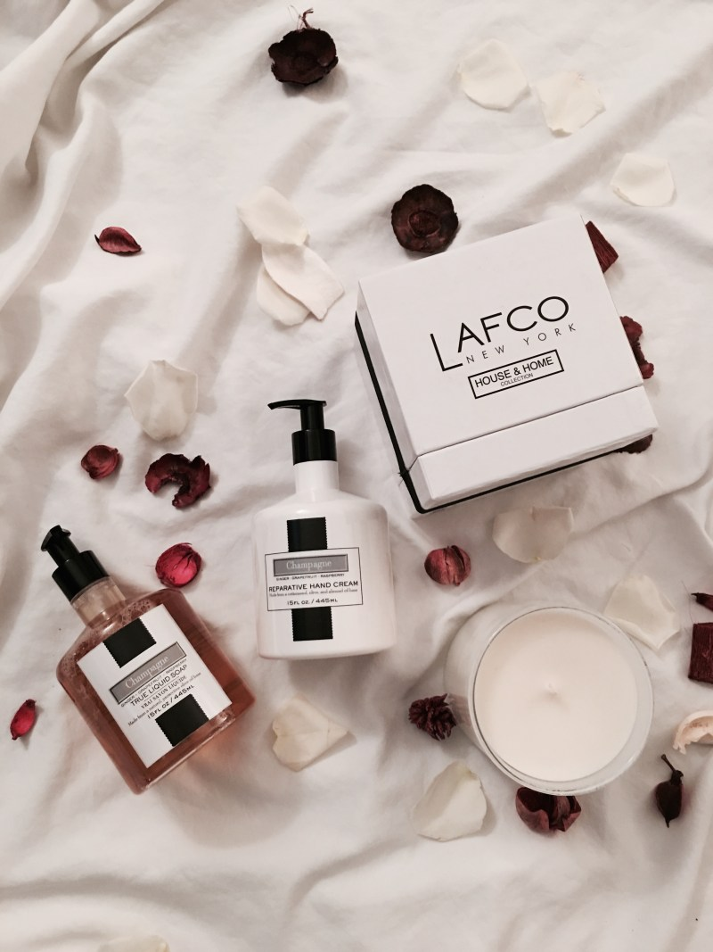 LAFCO New York Candles Lotion & Soap