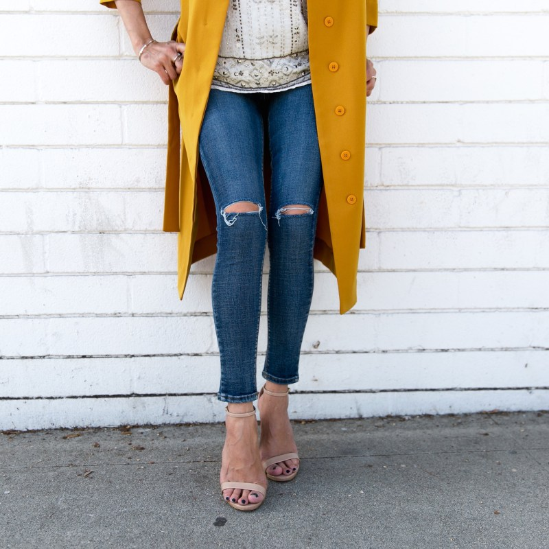Busted Knee Denim A Trend Worth Investing In
