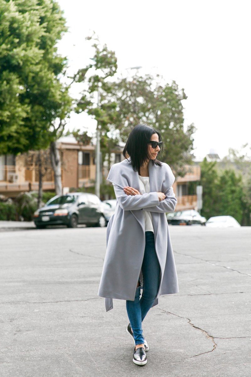 Club Monaco Statement Coats Worth The Splurge