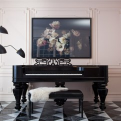 Mid Century Sofas Toronto Outdoor Wooden Sofa Uk {styled Space} Modern Elegance   Christine Dovey