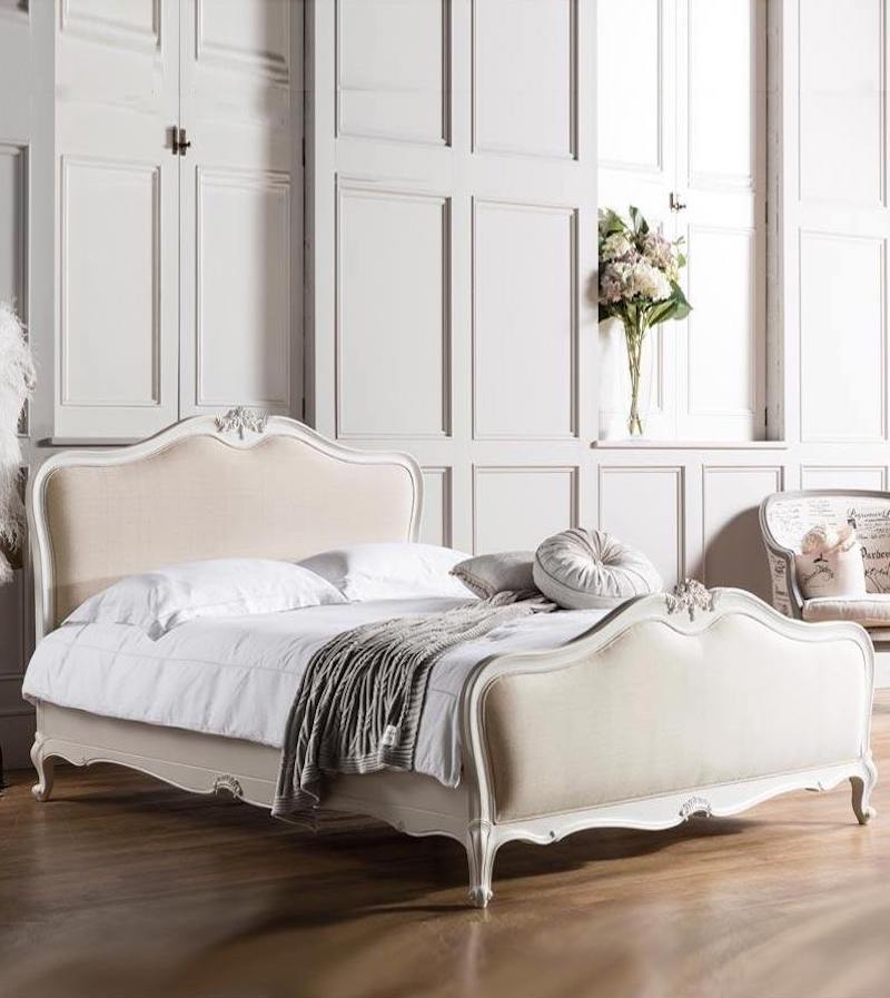 15 Romantic French Headboards  Beds We Adore
