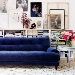 Blue Velvet Chesterfield Sofa Ebay Covers 25 Stunning Living Rooms With Sofas