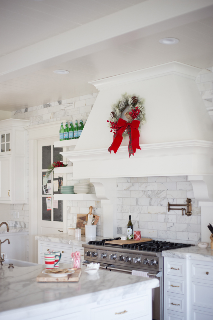 Winter White  Holiday Red  Two Christmas Decor Themes