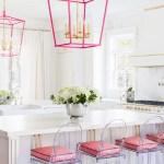 Laura Burleson Designs The Perfect White Gold Kitchen