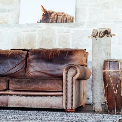 Navy Leather Chesterfield Sofa Chaise Bed Uk 10 Beautiful Brown Sofas