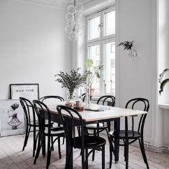Bentwood Dining Chair Steel Hanging 16 Thonet Chairs For The Room Black Scandinavian Home