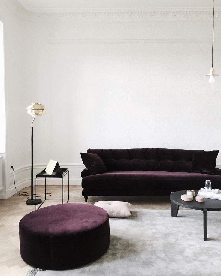 purple sofas ikea soderhamn sofa 12 royally velvet for the living room