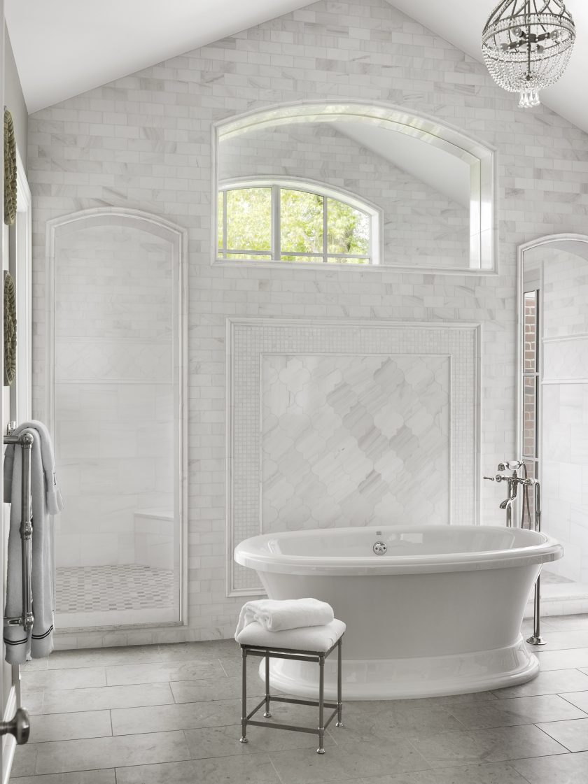 10 White Freestanding Bathtubs for the Bathroom of Your Dreams