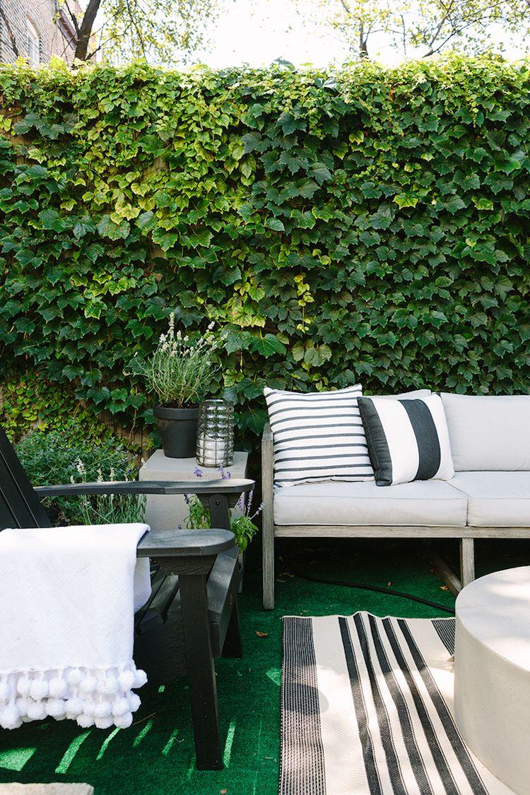 Home tour por un apartamento de estilo parisino jardin