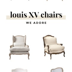 Louis Xv Chair Toddler Outdoor Lounge 3 Styles & How To Spot The Differences