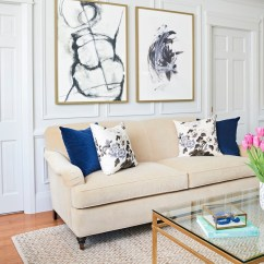 Living Room Decorating Ideas Beige Couch Wooden Table Lamps For 28 Modern Sofas The Preppy Sofa In Traditional Via Rambling Renovators