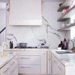 Kitchen Backsplash Trim Ideas Aid Oven 14 White Marble You'll Love