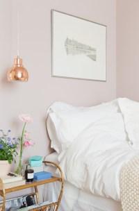 14 Eye-Catching Blush Pink & Copper Home Decor Ideas