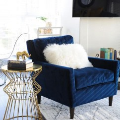 Blue Chair Living Room Expensive Rooms 10 Beautiful Accent Chairs For The