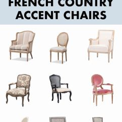 French Country Accent Chair Boss Office Chairs 14 Charming And Affordable