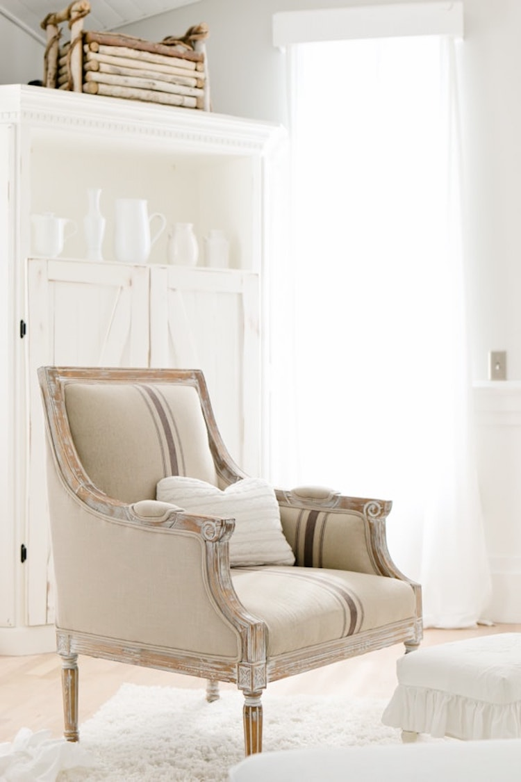 14 Charming Affordable French Country Accent Chairs
