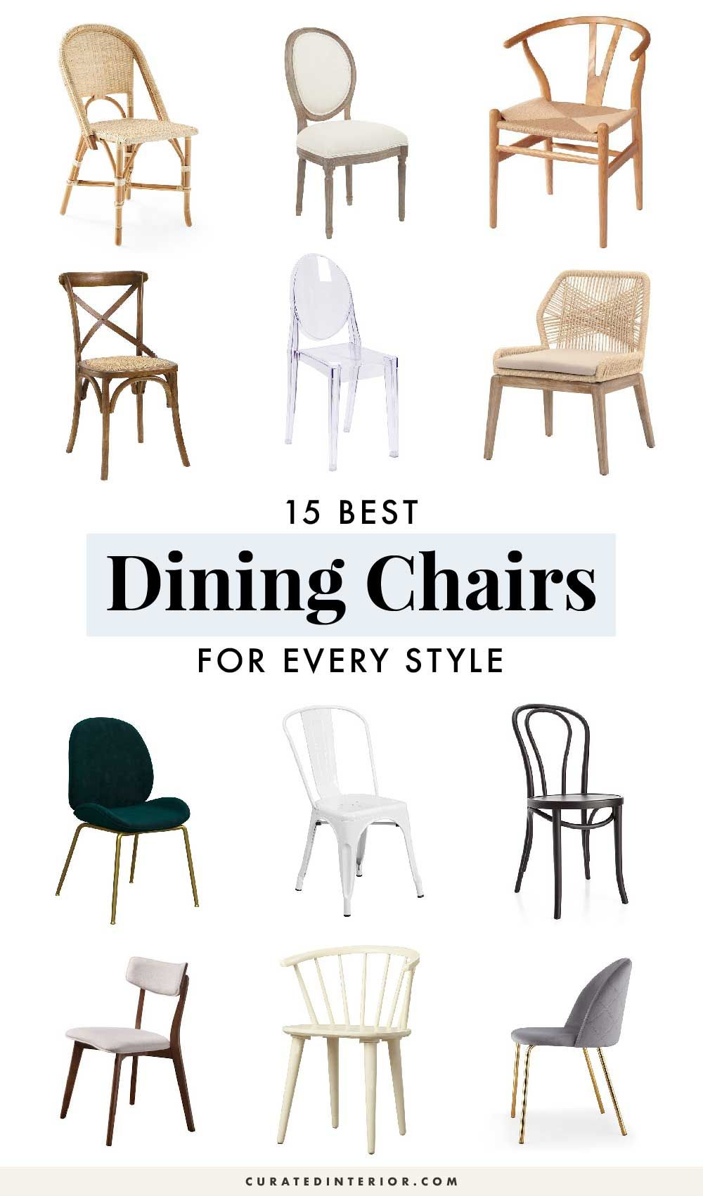 Country Dining Room Chairs 15 Perfect Dining Room Chairs According To Your Style
