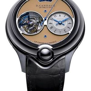 David Candaux DC1-The First 8 Watch