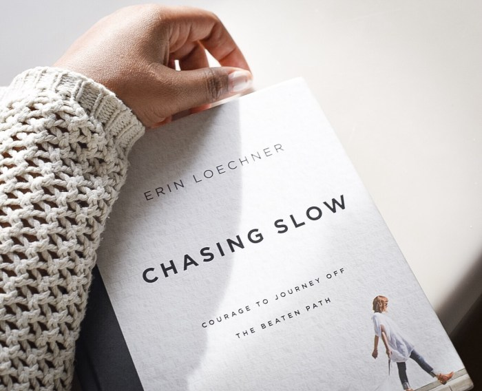 what slow living is about