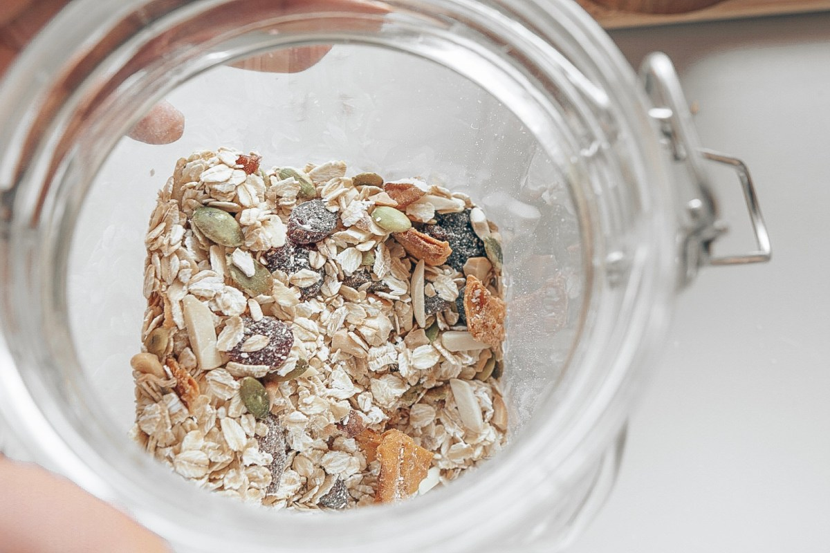 muesli recipe easy
