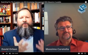 Massimo Curatella Searching For The Question Live