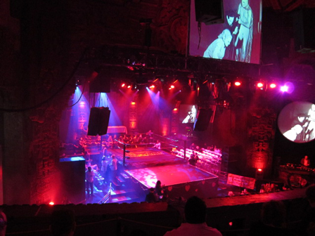 Lucha VaVoom At The Mayan Theater Curating Los Angeles