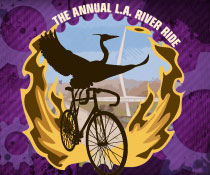 13th Annual LA River Ride